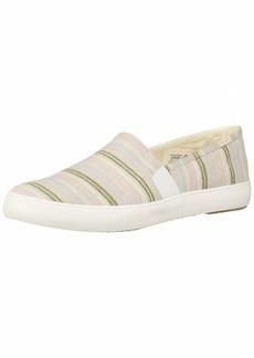 Keds Women's Clipper Stripe Sneaker  0 M US