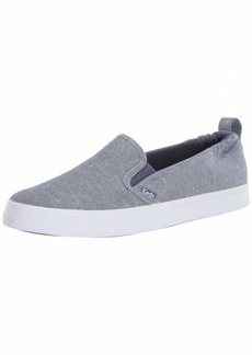 Keds Women's Darcy Slip ON Chambray Sneaker   M US