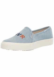 Keds Women's Double Decker Embroidery Sneaker  055 M US