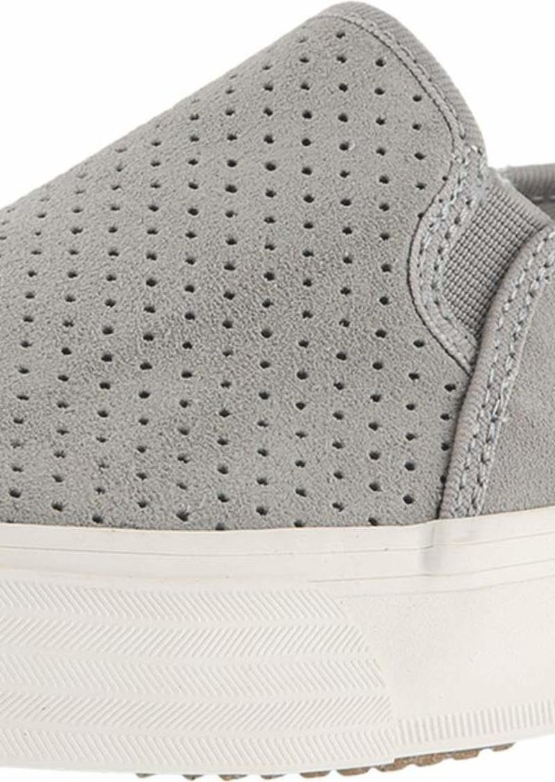 Keds Women's Double Decker Suede Sneaker   M US