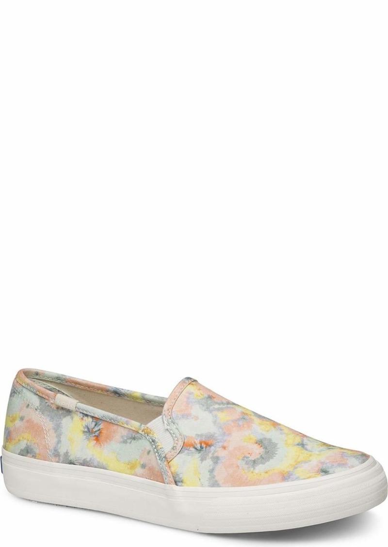 Keds Women's Double Decker Tie Dye Sneaker