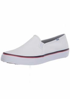 Keds Women's Double Decker Varsity Seasonal Solids Sneaker   M US