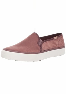 Keds Women's Double Decker Velvet Sneaker   M US