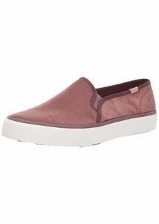 Keds Women's Double Decker Velvet Sneaker   M US