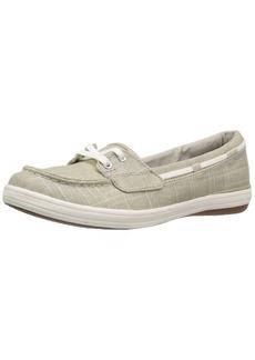 Keds Women's Glimmer Brushed Linen Fashion Sneaker