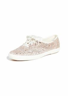 Keds Women's Kate Spade Champion Glitter Sneaker