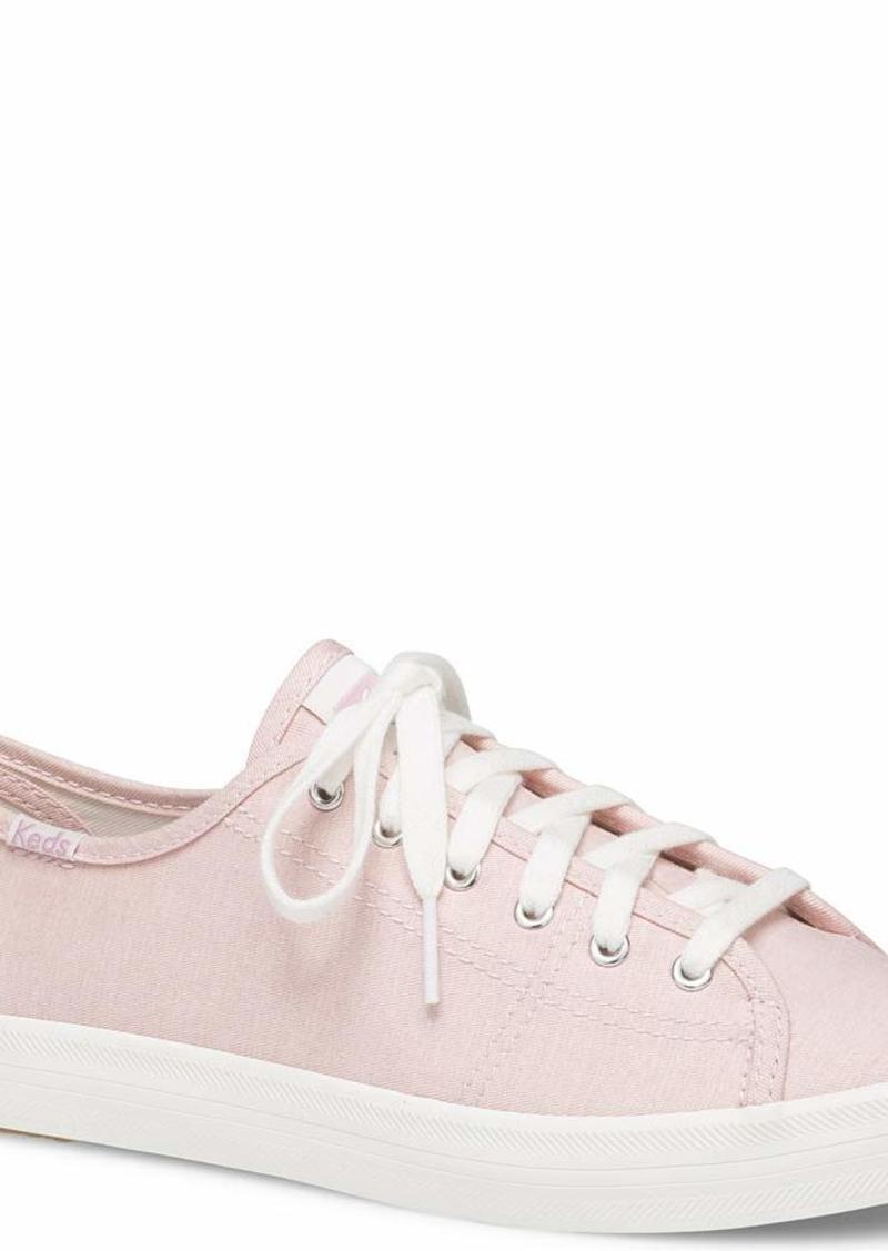 Keds Women's Kickstart Mini Chambray Sneaker