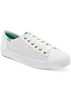 Keds Women's Kickstart Perforated Sneakers Women's Shoes