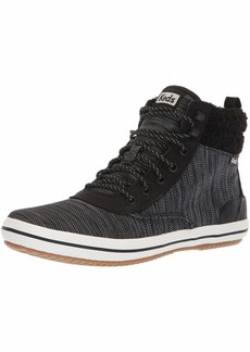 Keds Women's Scout Boot Heathered Nylon WX Sneaker