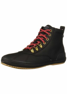 Keds Women's Scout Boot II Matte Twill Wx Rain   Medium US