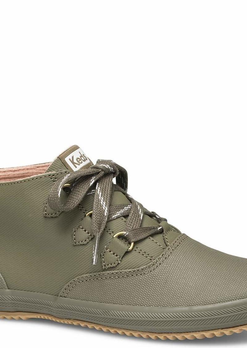 Keds Women's Scout Chukka Splash Twill WX Sneaker   M US