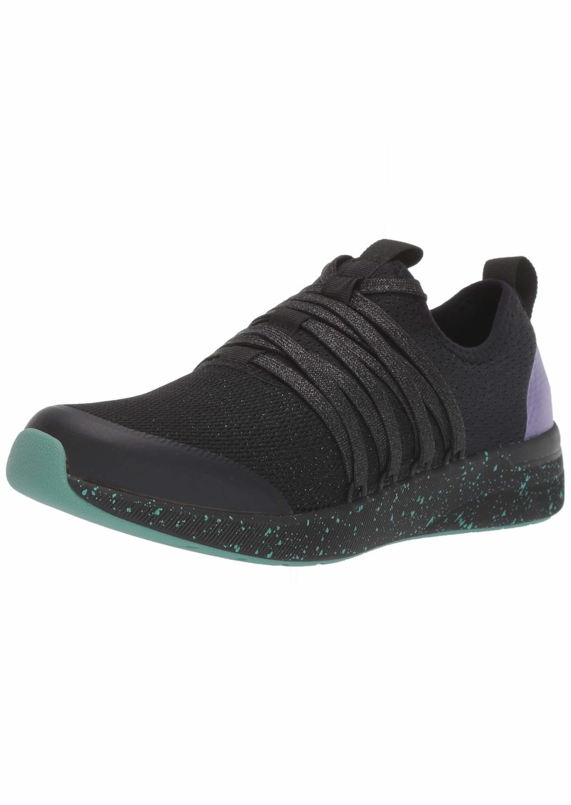 Keds Women's Studio Flash Sparkle Mesh Sneaker   M US