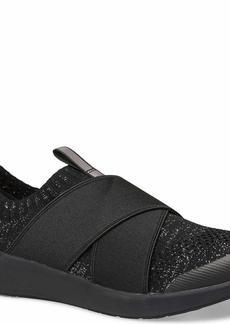 Keds Women's Studio Jumper Lurex Sneaker   M US