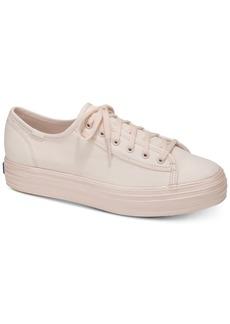 Keds Women's Triplekick Lace-Up Fashion Sneakers Women's Shoes