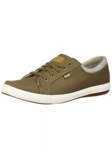Keds Women's Vollie II Heavy Twill Sneaker   M US