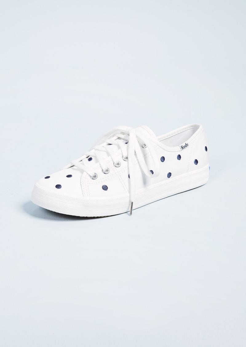 59f687eb250 Keds Keds x Kate Spade Dancing Dot Sneakers