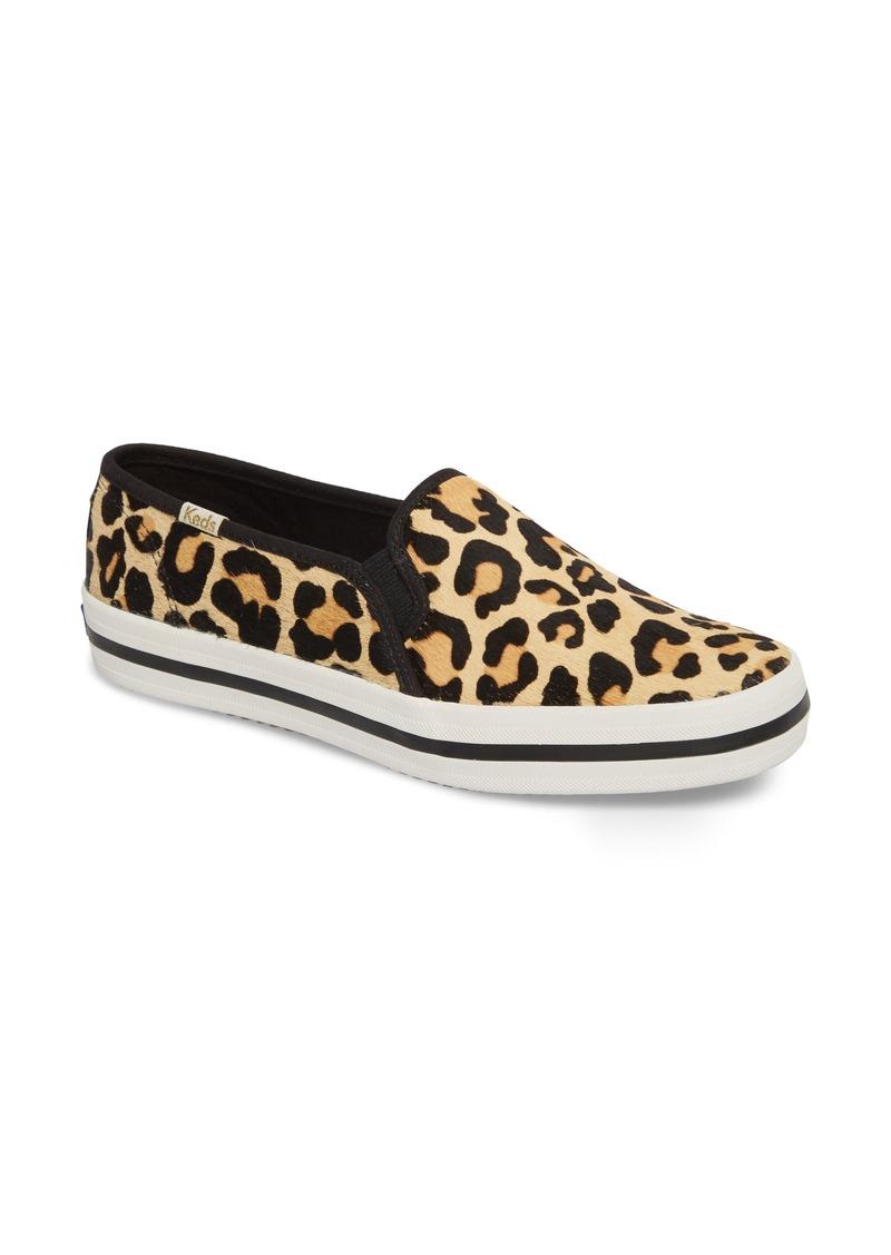 Keds® x kate spade double decker slip-on sneaker (Women)