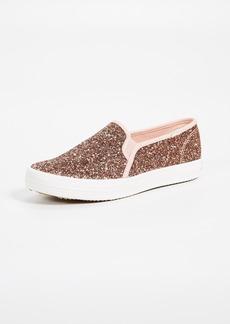 Keds x Kate Spade Double Decker Slip On Sneakers
