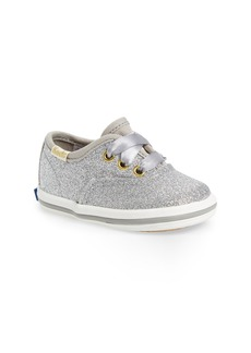 Keds® x kate spade new york Champion Glitter Crib Shoe (Baby)