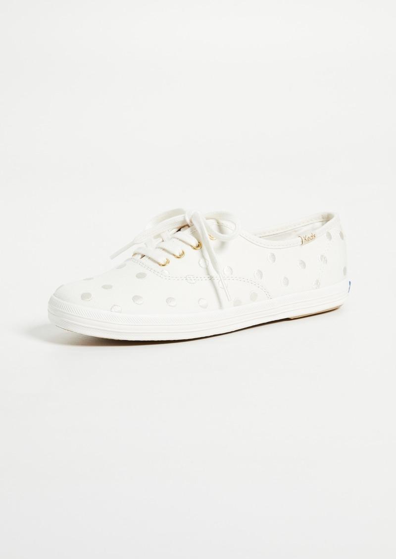 5f5983211b5 Keds Keds x Kate Spade New York Dancing Dot Champion Sneakers