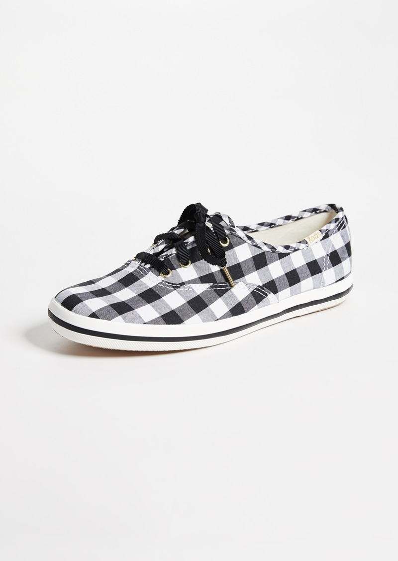 1e33330eb7b Keds Keds x Kate Spade New York Gingham Sneakers