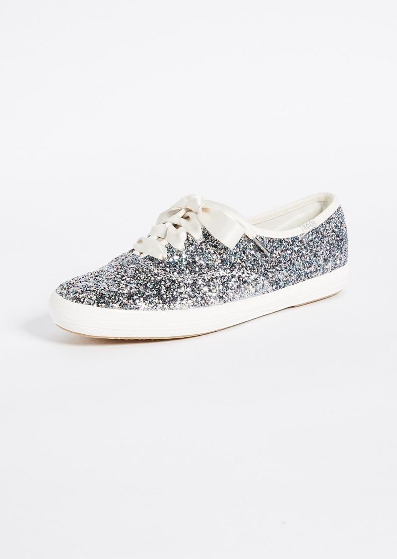 8e6086cacdd Keds Keds x Kate Spade New York Glitter Sneakers