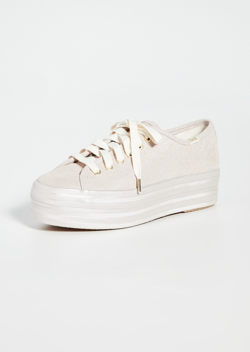 Keds x Kate Spade New York Triple Up Sneakers
