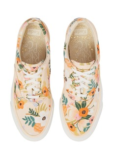 Keds® x Rifle Paper Co. Anchor Lively Floral Slip-On Sneaker (Women)