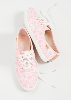 Keds x Rifle Paper Co Champion Moxie Floral Sneakers