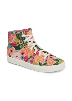 Keds® x Rifle Paper Co. Kickstart Julie High Top Sneaker (Women)