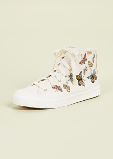 Keds x Rifle Paper Co Monarch High Top Sneakers