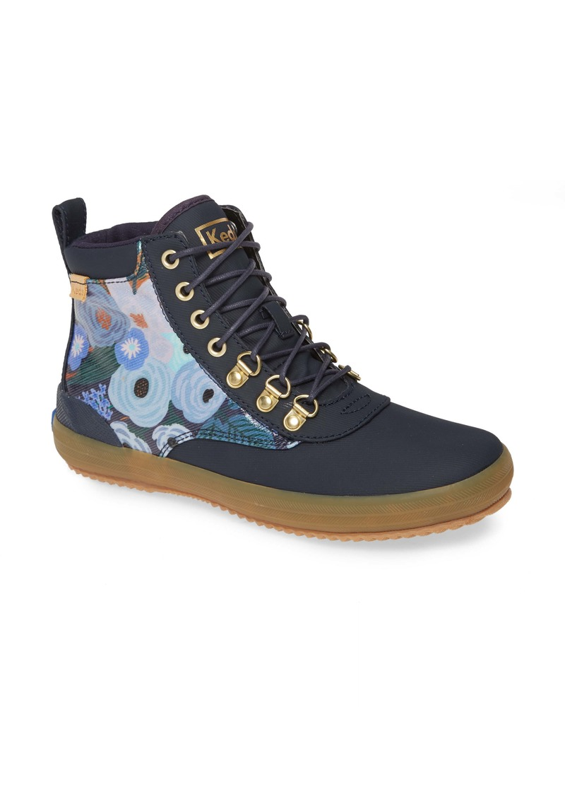 Keds® x Rifle Paper Co. Scout Water Resistant Boot (Women)