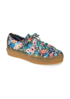 Keds® x Rifle Paper Co. Triple Kick Sneaker (Women)