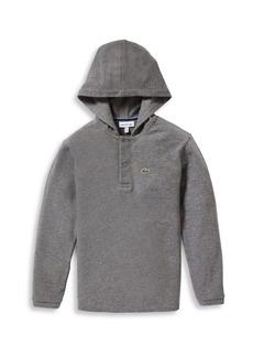 Keds Little Boy's & Boy's Hooded Polo Shirt