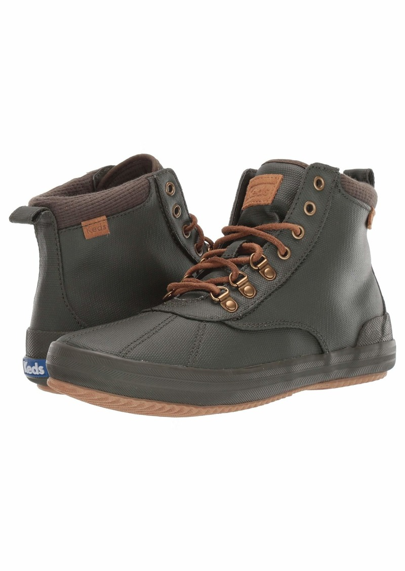 Keds Scout Boot II Matte Canvas WX