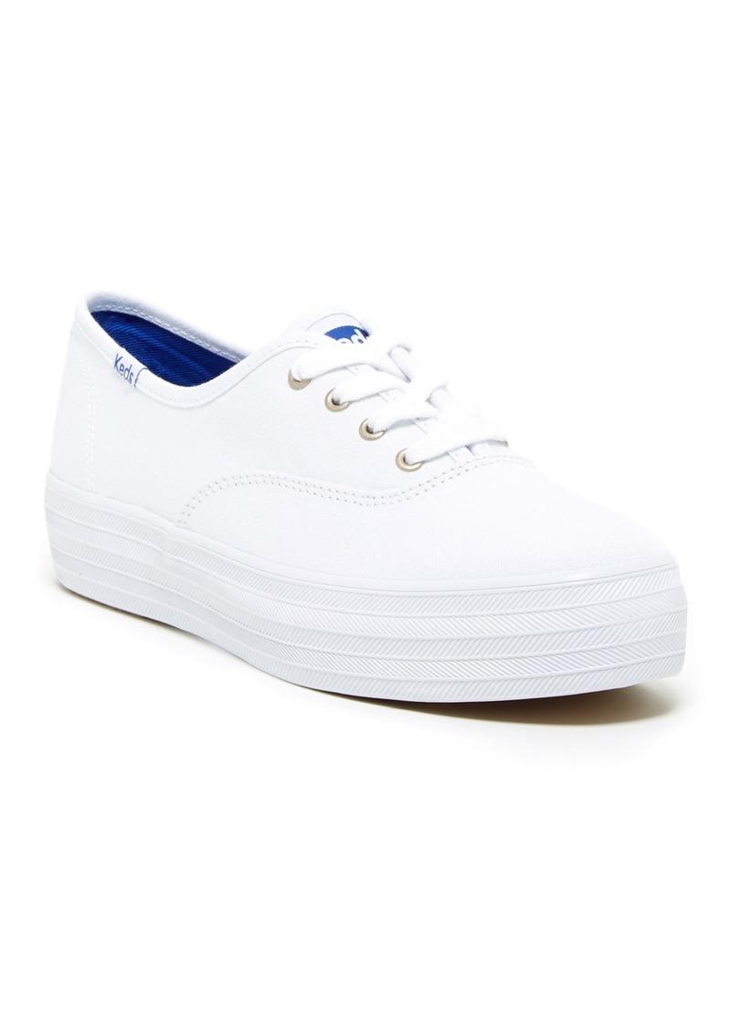 Triple Platform Sneaker