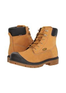 "Keen Baltimore 6"" WP Steel Toe"