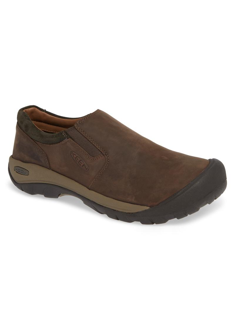 Keen Austin Water Resistant Slip-On Sneaker (Men)