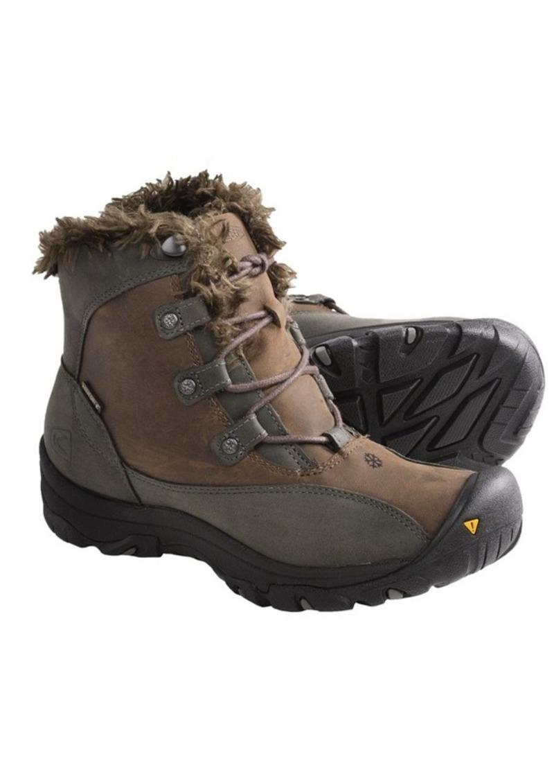 0f5fca078dd SALE! Keen Keen Bailey Low Snow Boots - Waterproof