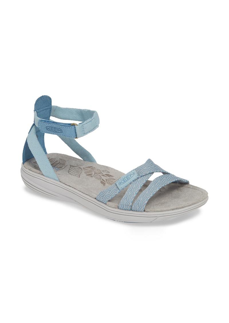 5c9e5d6545cb8c Keen Keen Damaya Ankle Strap Sandal (Women)