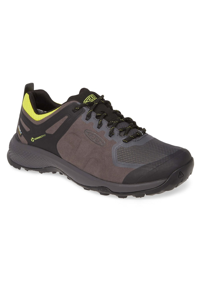Keen Explore Waterproof Trail Shoe (Men)