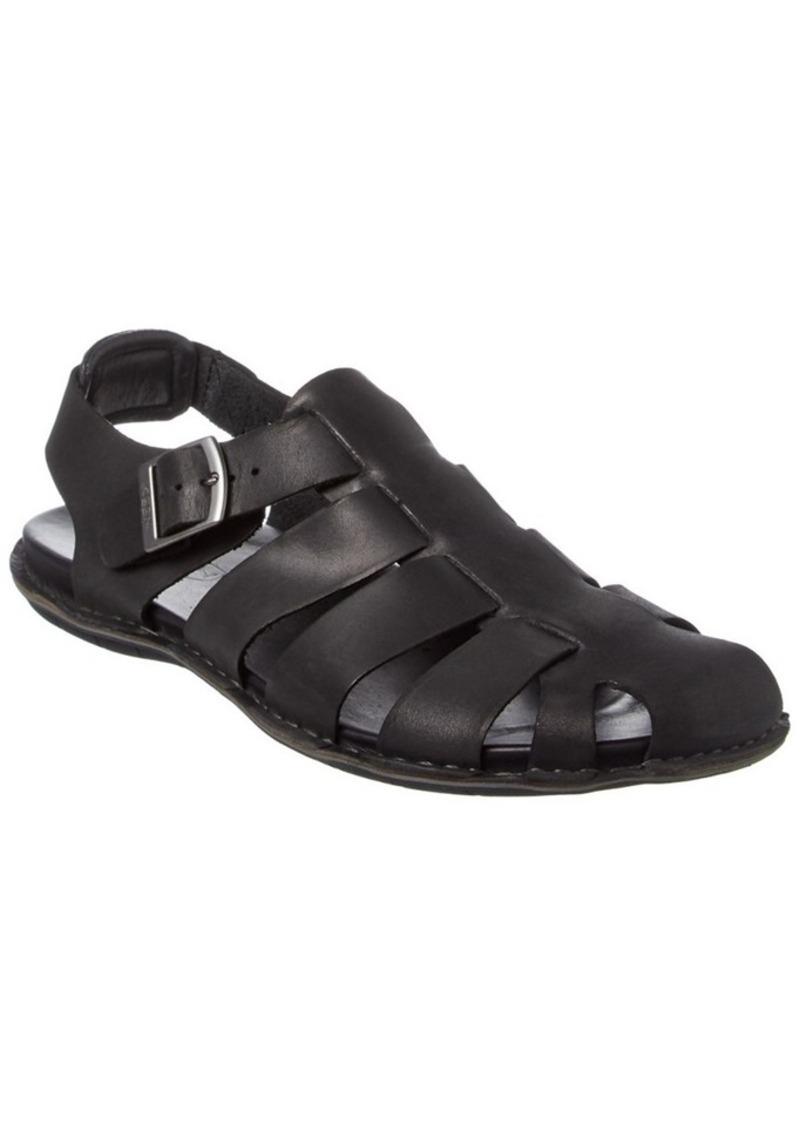 KEEN KEEN Alman Fisherman Leather Sandal