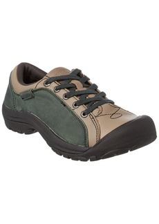 KEEN KEEN Briggs Leather Sneaker