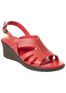 KEEN KEEN Elizabeth Leather Wedge Sandal