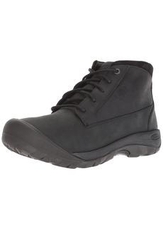 KEEN Men's Austin Casual Waterproof Fashion Boot   M US