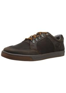 KEEN Men's Glenhaven Explorer Lea-m Fashion Sneaker