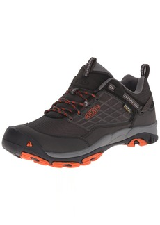 KEEN Men's Saltzman Waterproof Outdoor Shoe