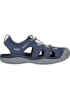 KEEN Men's SOLR Performance Quick Dry Non Slip Water Sandals