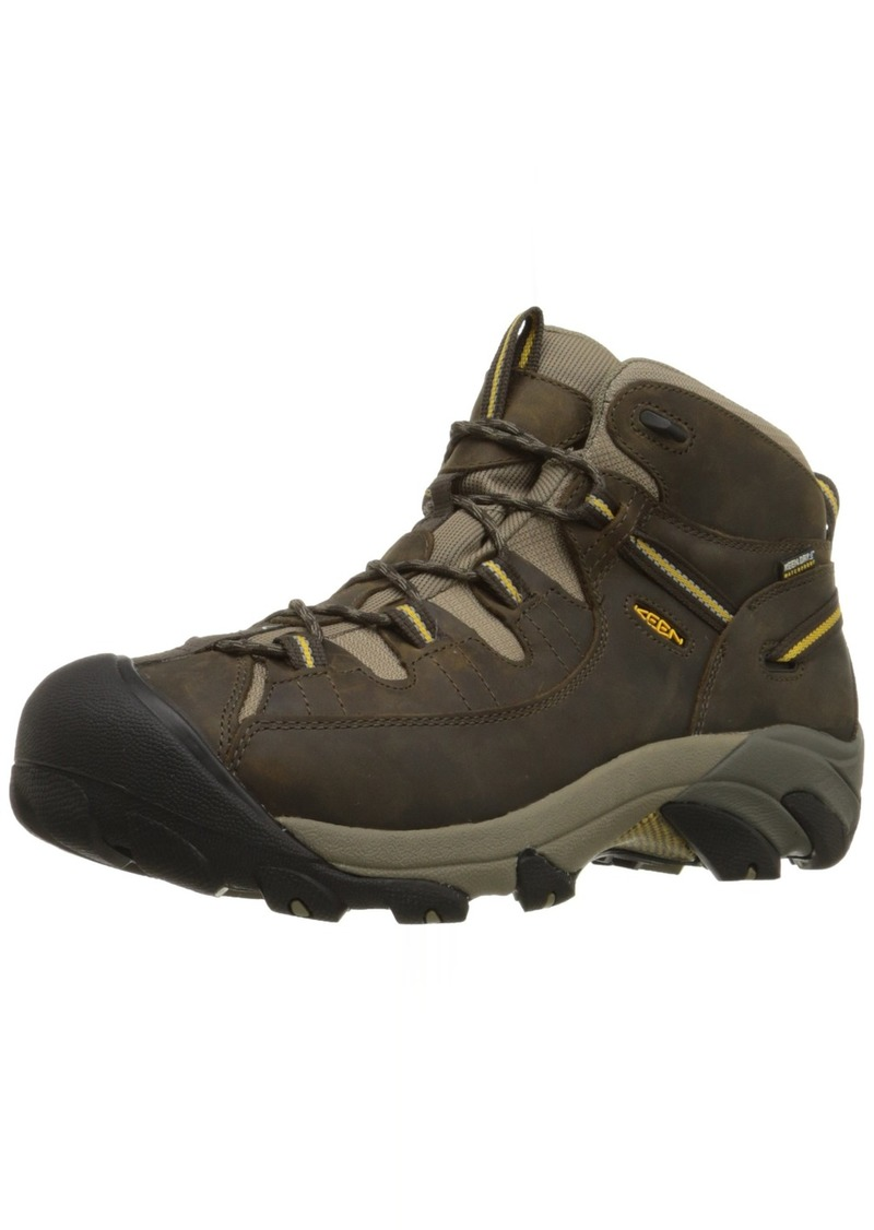 0bd7a4e504f Men's Targhee II Mid Waterproof Hiking Boot
