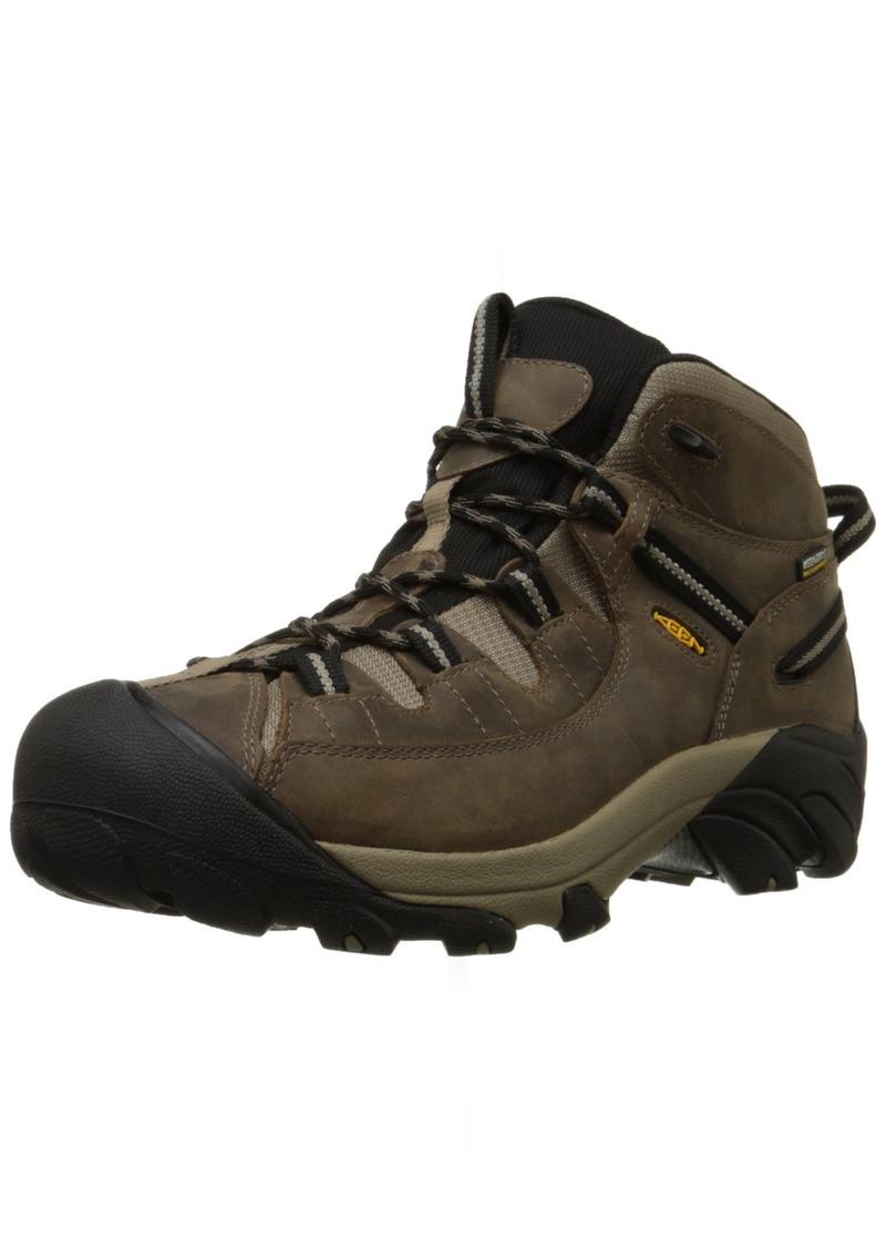 76223d03997 Keen KEEN Men's Targhee II Mid Waterproof Hiking Boot | Shoes